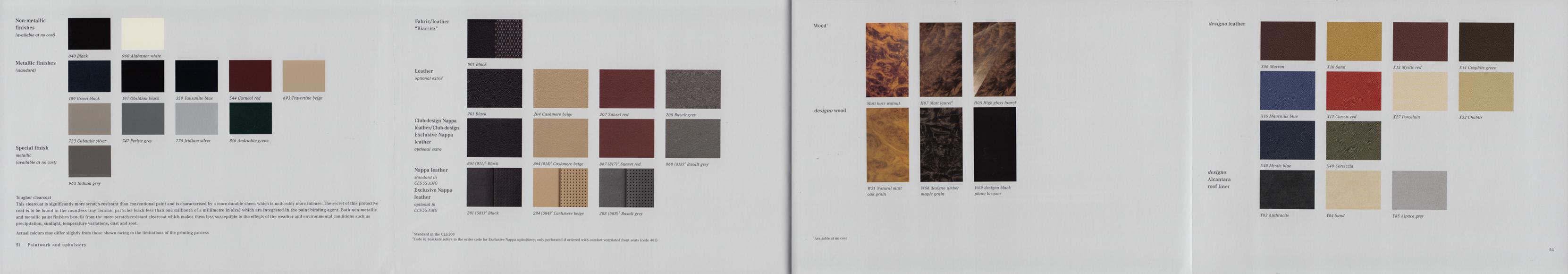 (C219): Catálogo 2005 - inglês 027