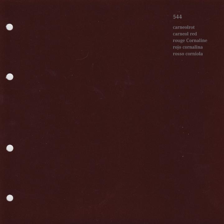 (C219): Catálogo 2004 a 2009 - cores e interiores - multilingue 008