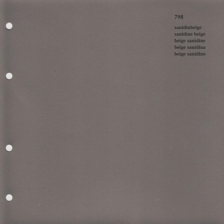 (C219): Catálogo 2004 a 2009 - cores e interiores - multilingue 011