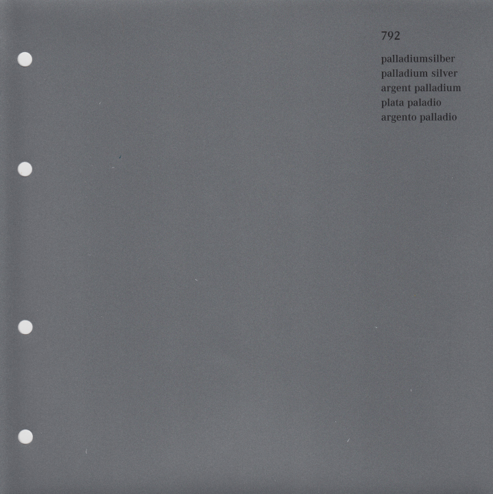 (C219): Catálogo 2004 a 2009 - cores e interiores - multilingue 012