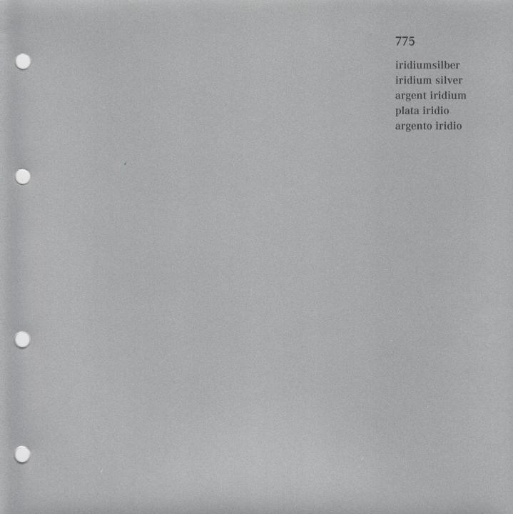 (C219): Catálogo 2004 a 2009 - cores e interiores - multilingue 013