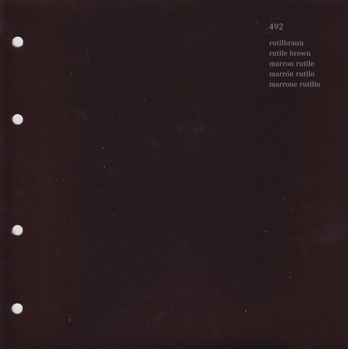 (C219): Catálogo 2004 a 2009 - cores e interiores - multilingue 017
