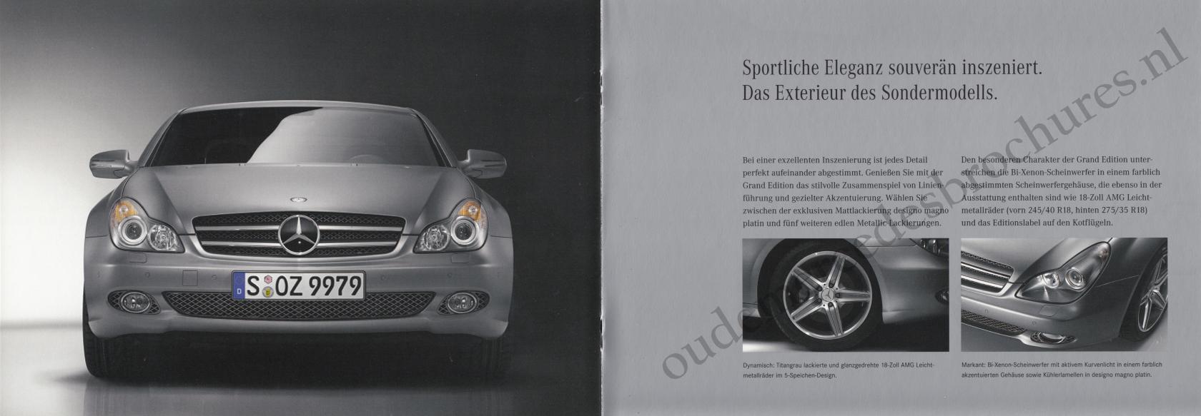 """(C219): Catálogo 2009 """"Grand Edition"""" - alemão 005"""