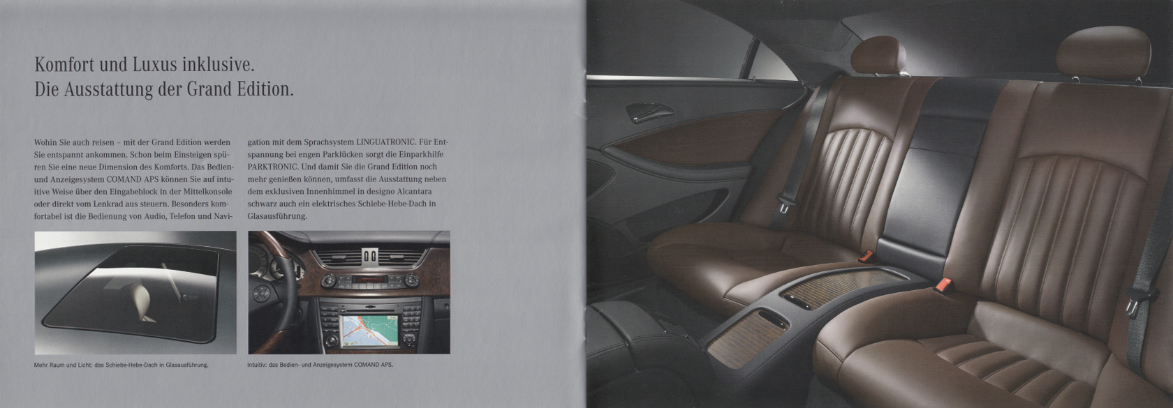"""(C219): Catálogo 2009 """"Grand Edition"""" - alemão 007"""