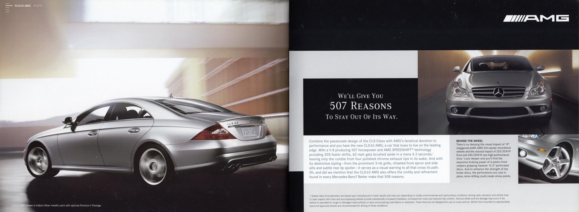 (C219): Catálogo USA 2007 - inglês 007