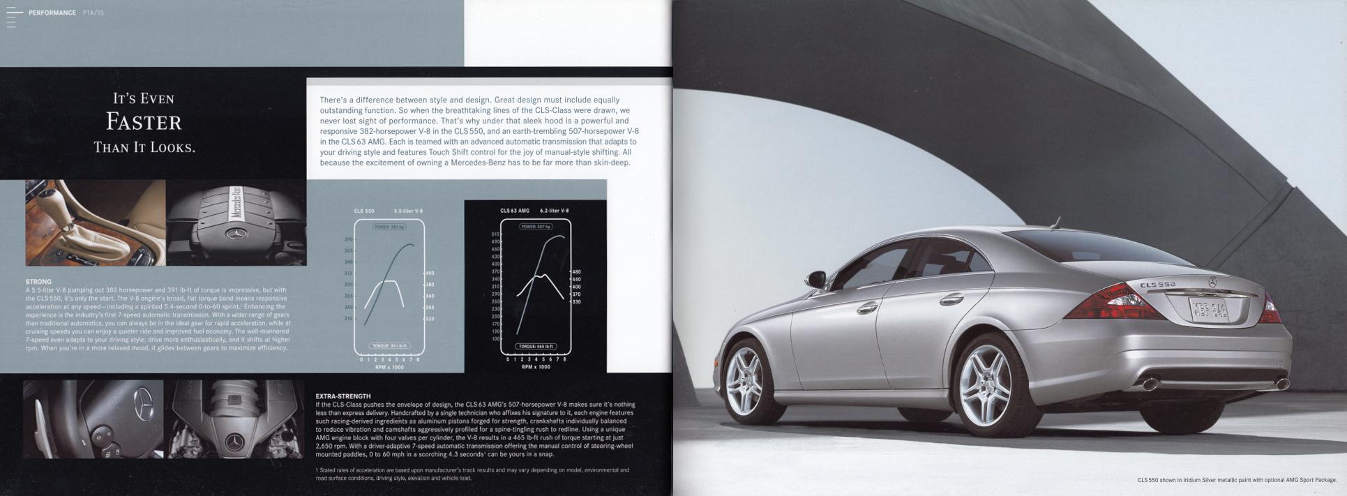 (C219): Catálogo USA 2007 - inglês 009
