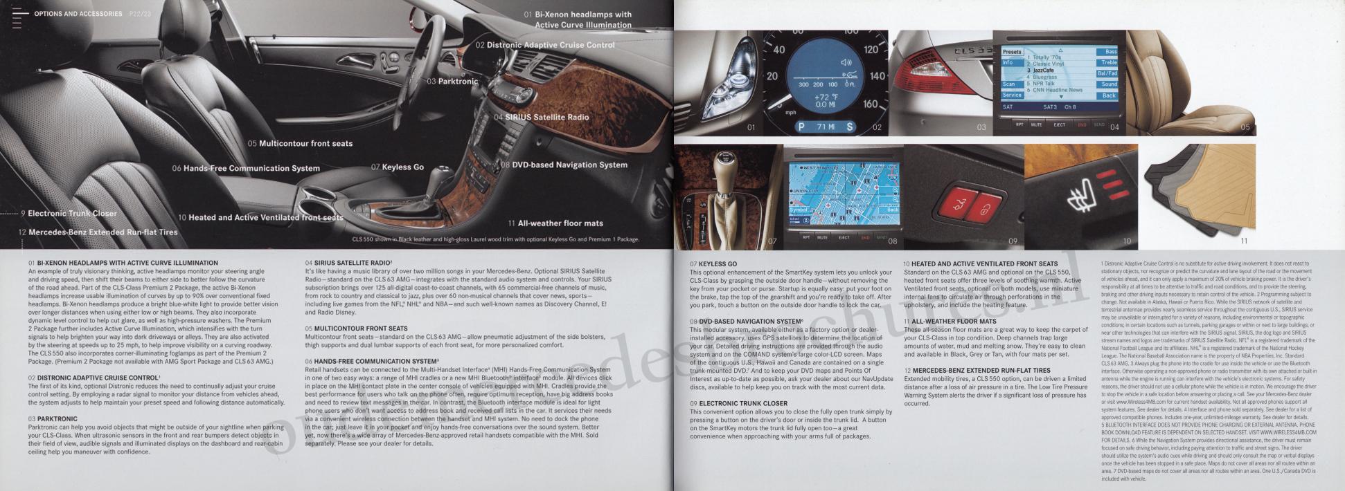 (C219): Catálogo USA 2007 - inglês 013
