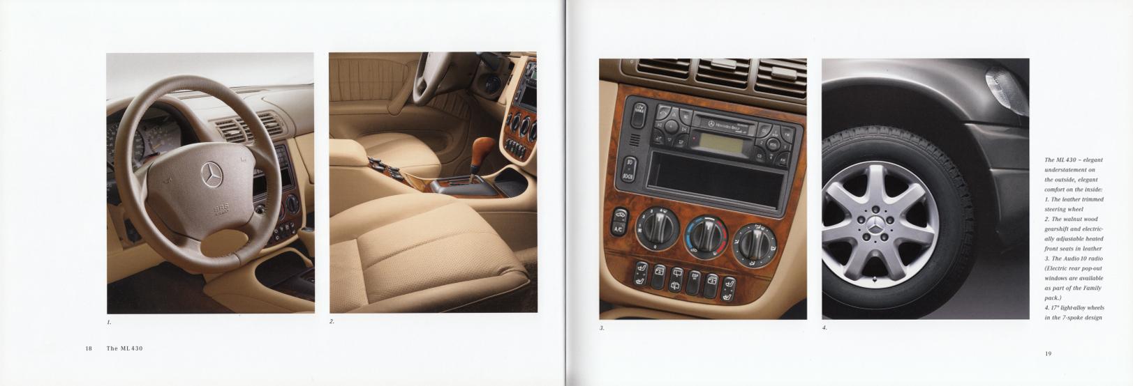 (W163): Catálogo 2001 (1) - inglês 011