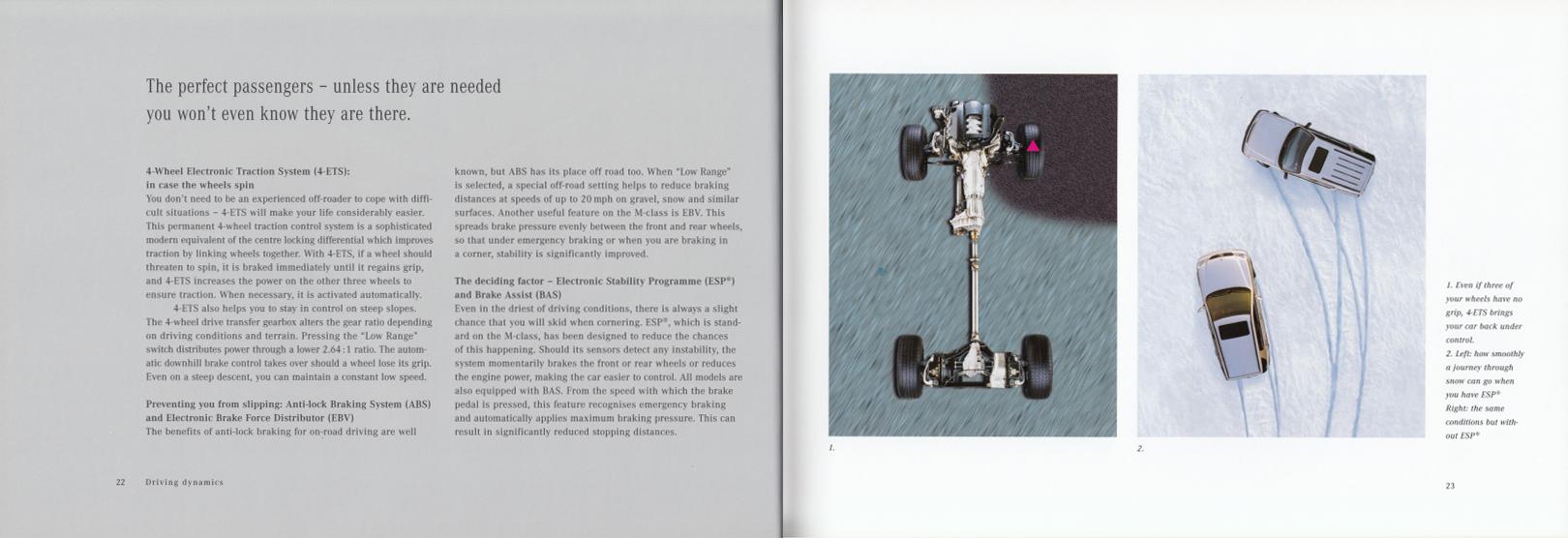(W163): Catálogo 2001 (1) - inglês 013