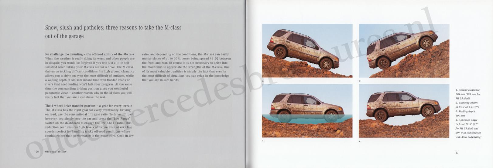 (W163): Catálogo 2001 (1) - inglês 015
