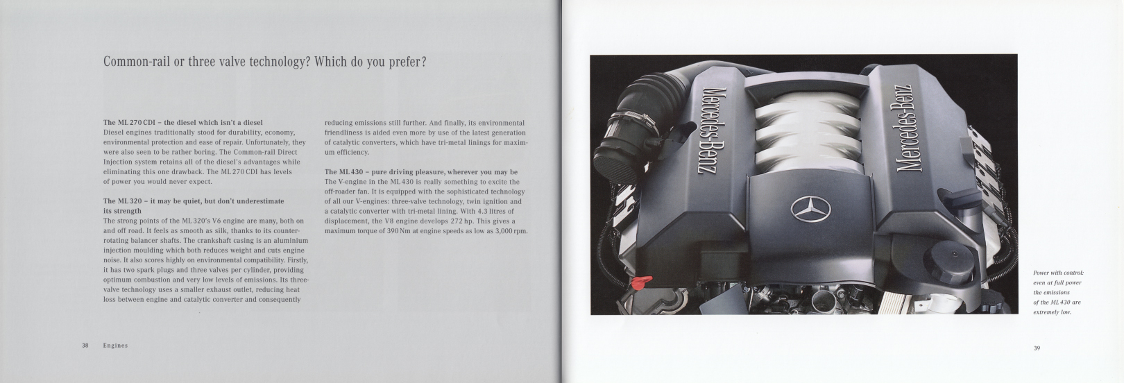 (W163): Catálogo 2001 (1) - inglês 021