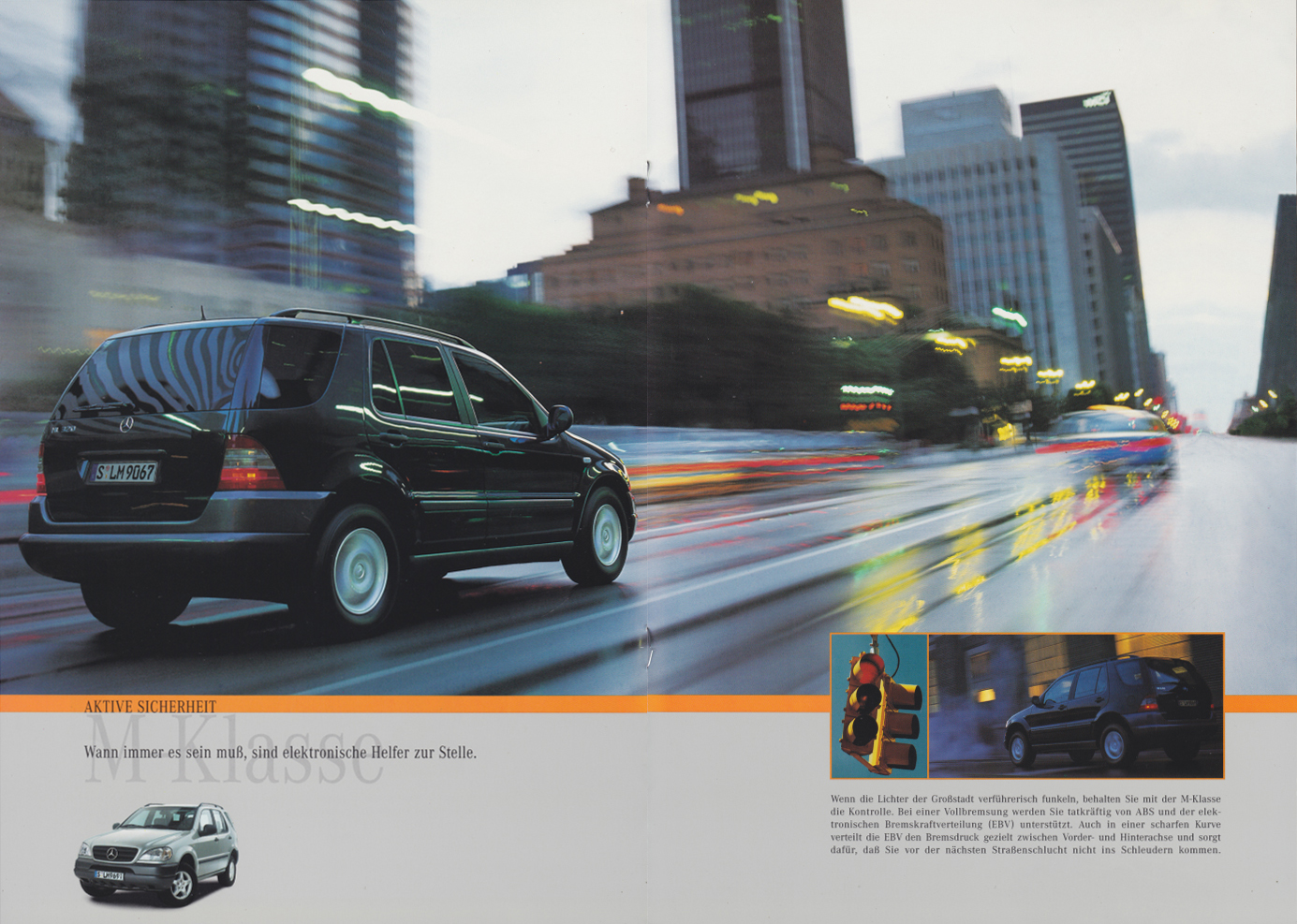 (W163): Catálogo 1997 - alemão  005