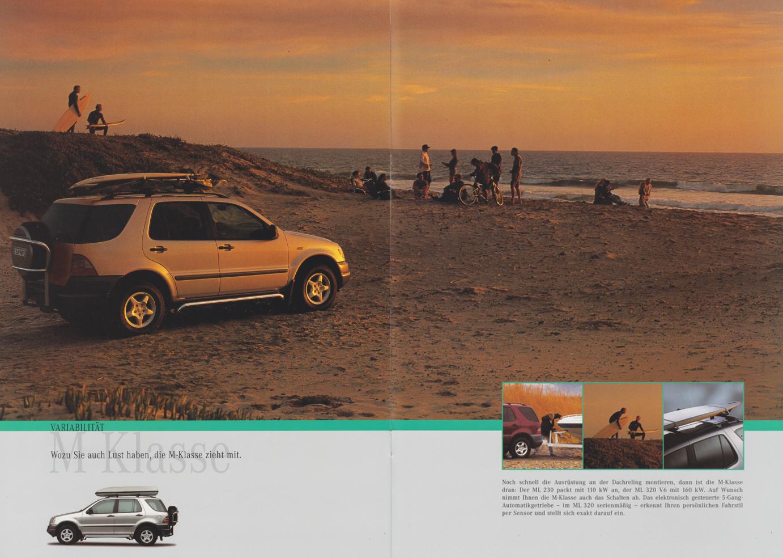 (W163): Catálogo 1997 - alemão  010