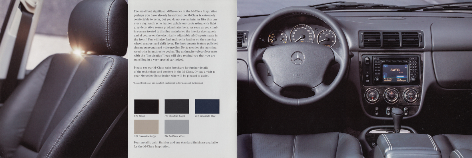 "(W163): Catálogo 2002 ""Inspiration"" - inglês 004"