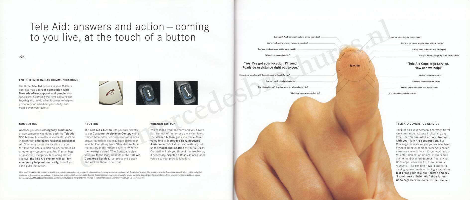 (W163): Catálogo USA 2003 - inglês 014