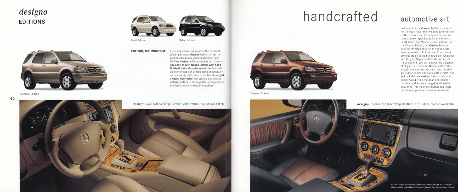 (W163): Catálogo USA 2003 - inglês 017