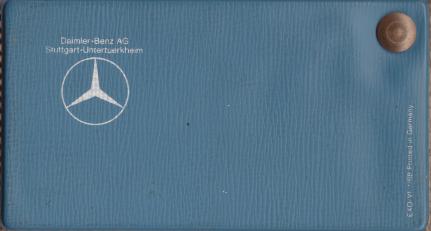(W113): Catálogo de tecidos - 1968 010
