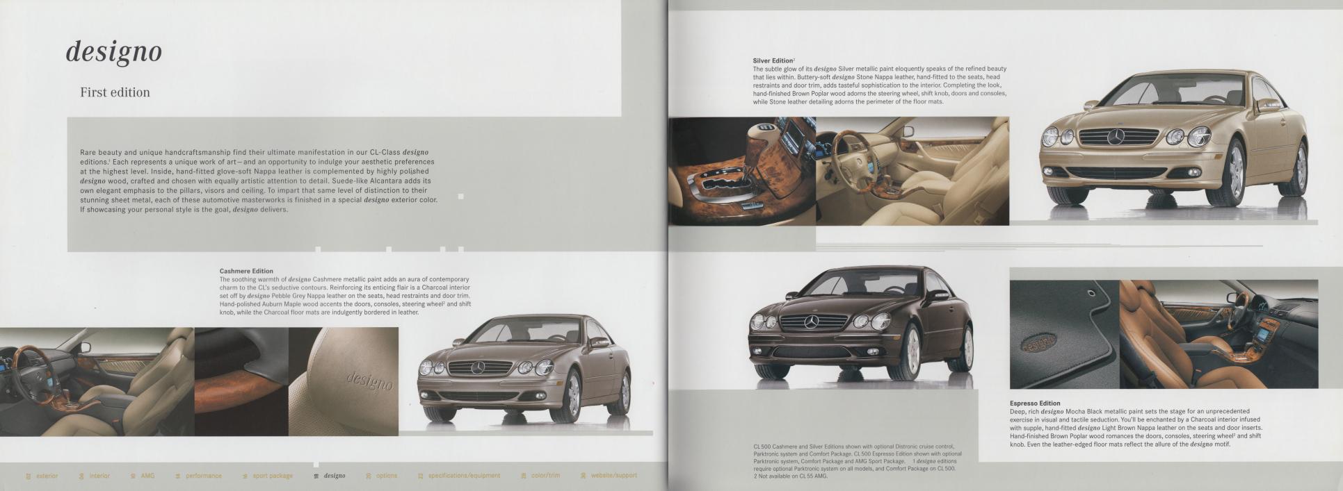 (C215): Catálogo 2005 USA - inglês 011