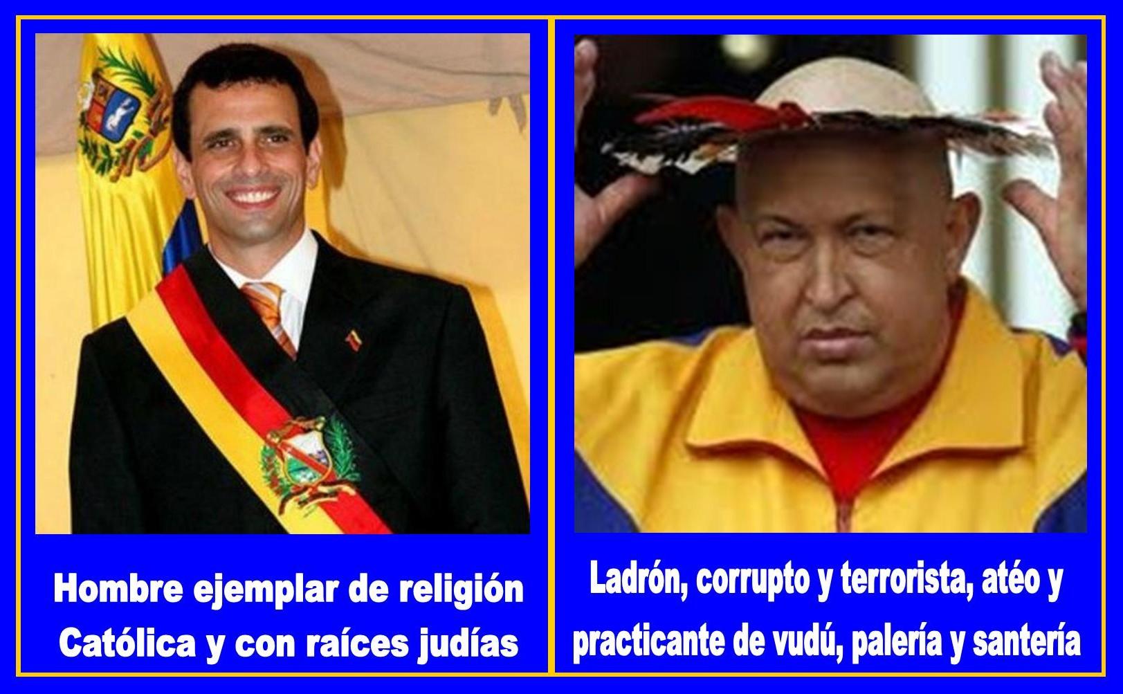 discusión pre-electoral en Venezuela (solo aqui se admiten estos temas) - Página 19 Dif-entre-capriles-y-chavez