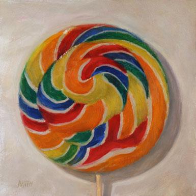 The Bragging Discussion Lollipop