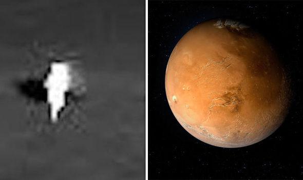 Alienígena em Marte? Pesquisador encontra fotos interessantes da NASA Nasa-marte-1041701