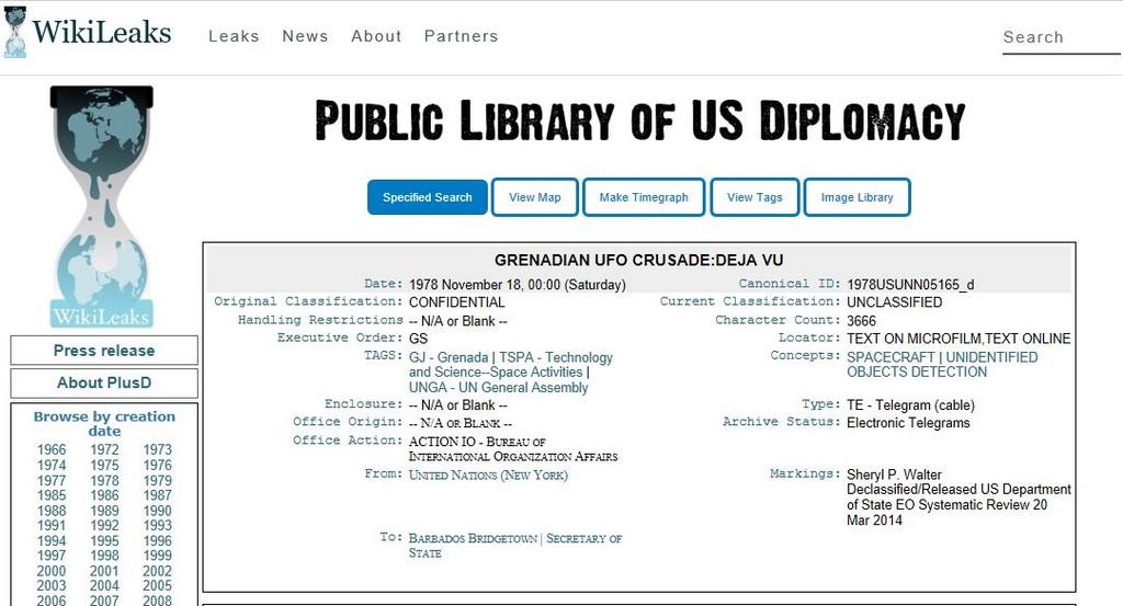 Wikileaks : quand l'ONU a voulu monter un comité sur les ovnis Capture-172