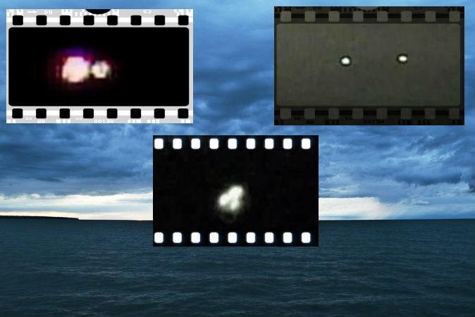 Rapport de garde-côtes américains sur les observations d'ovnis du lac Érié 2-28