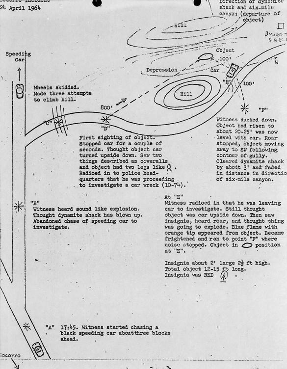 Le cas de Socorro (avril 1964) 5-7