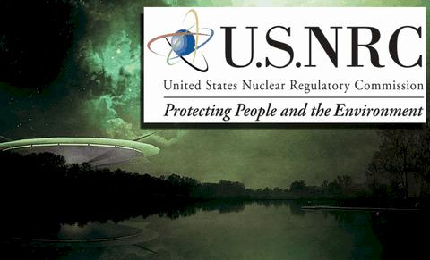 FOIA : un ovni a survolé la zone sécurisée d'une centrale nucléaire Theblackvault