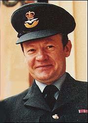 Un pilote britannique de la RAF (Royal Air Force) rompt le silence après 37 ans AlanTurner