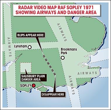 Un pilote britannique de la RAF (Royal Air Force) rompt le silence après 37 ans AlanTurner_radarmap
