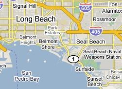 Ovni Long Beach,Californie Long_Beach_map