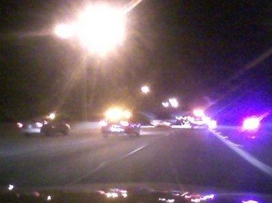 Un transport d'Ovni sur l'autoroute près de Dallas ? Dallashighway2