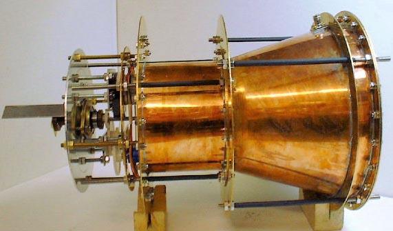 Un propulseur électro-magnétique Emdrive