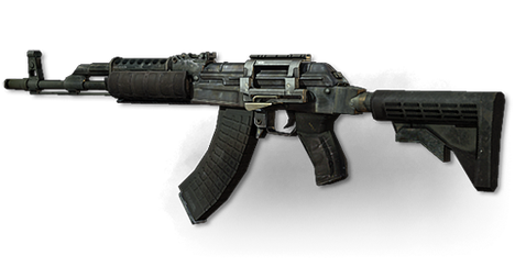 Name a gun from a game that would be cool to see in FNV - Page 12 468px-Ak-47