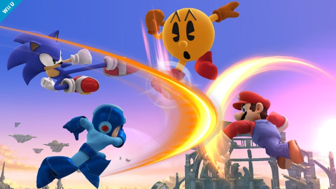 Review: Super Smash Bros. For 3DS (3DS Retail) Pacmansmashbroswiiu3dsmiiversewebpostthtehhgwgwgw