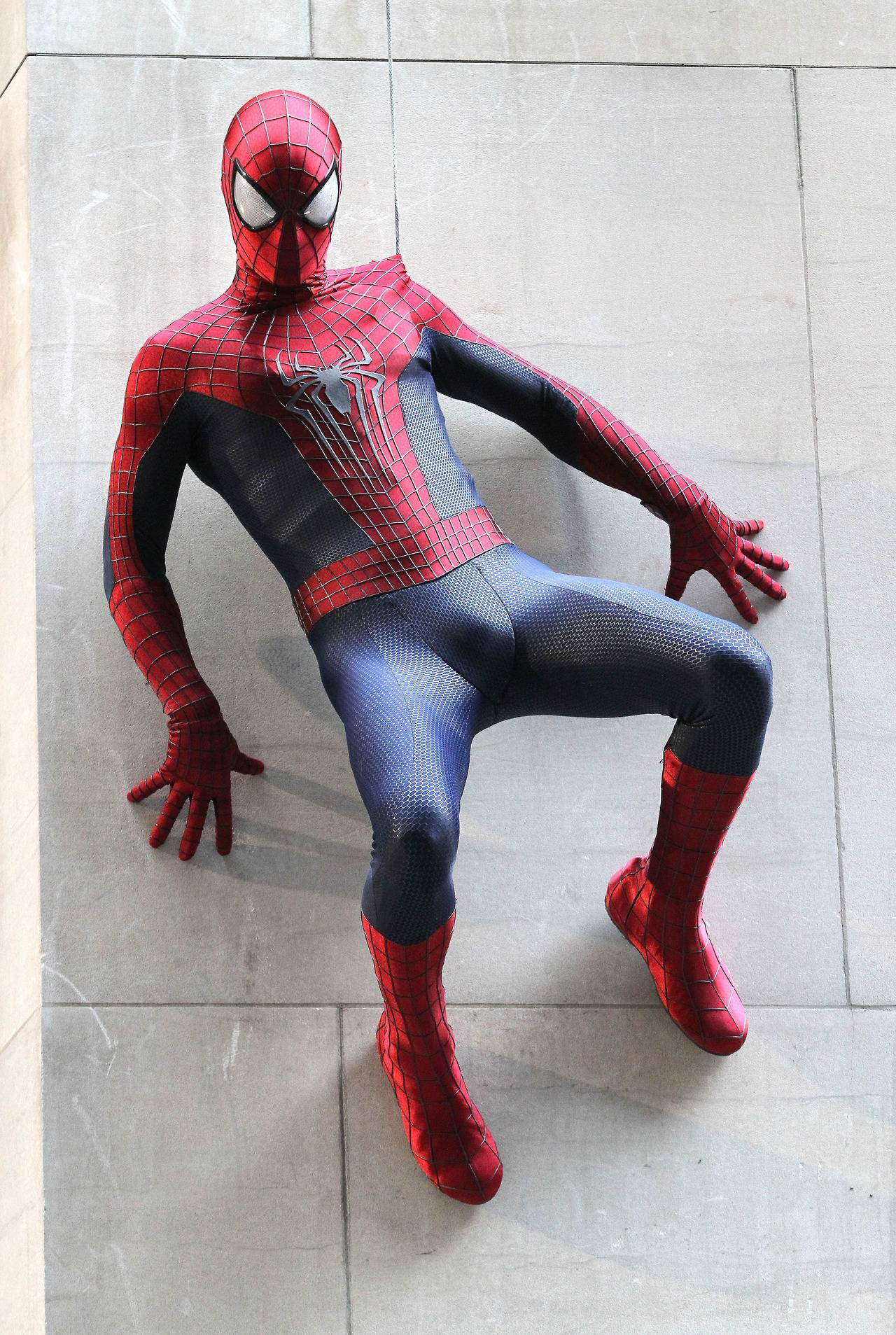 The Amazing Spider-Man 2 - Página 40 Spidey-setprodpic