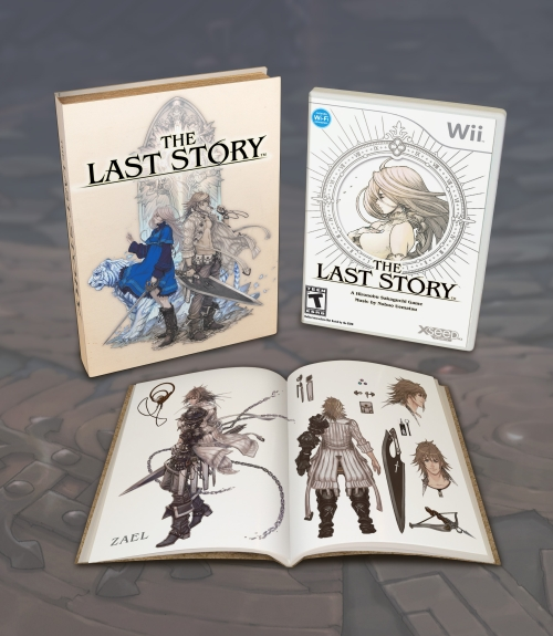 Xenoblade Chronicles, The Last Story   TheLastStory_ArtBook