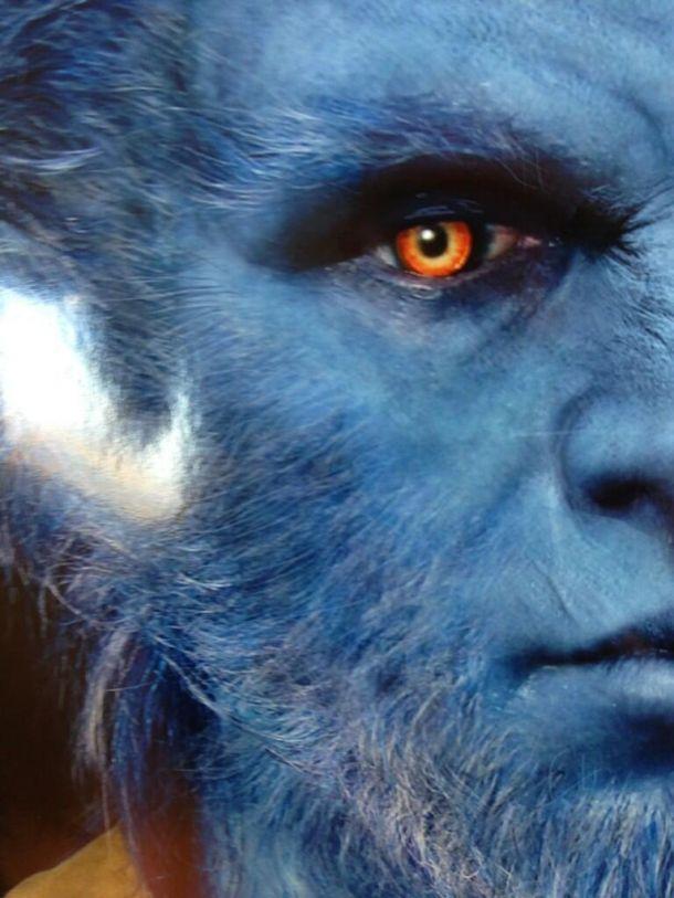 X-Men: Apocalypse - Página 7 Hoult-beast-xmen-days-of-future-past-tweet1-610x813
