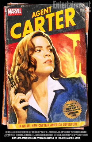 Captain America: Civil War - Página 27 Agent-carter-poster-300x461