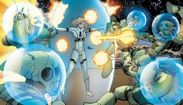 Les 100 super pouvoirs les plus cools 24