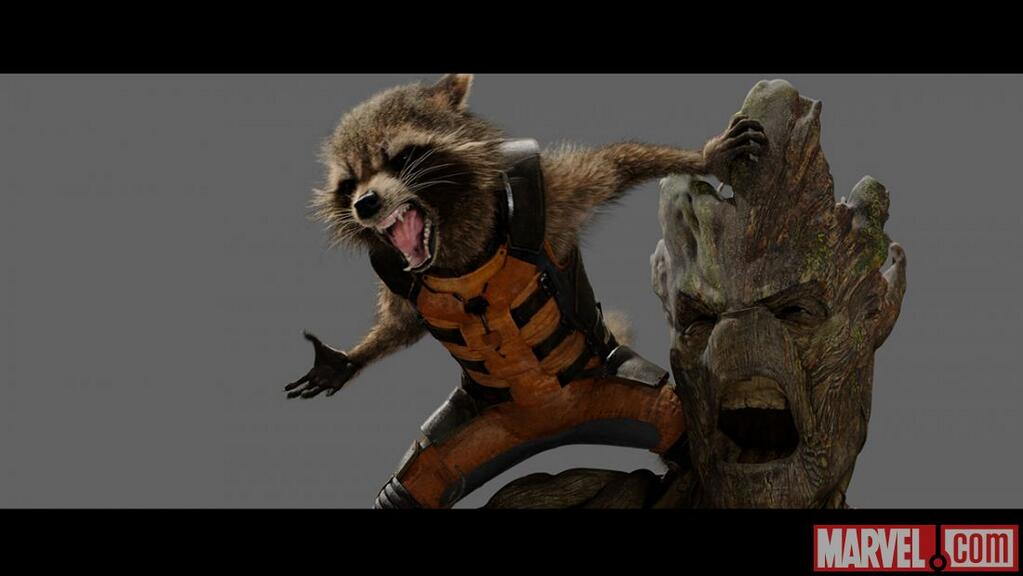 Marvel Cinematic Universe: The Avengers y más. - Página 35 GOTG-rocket-groot-concept1