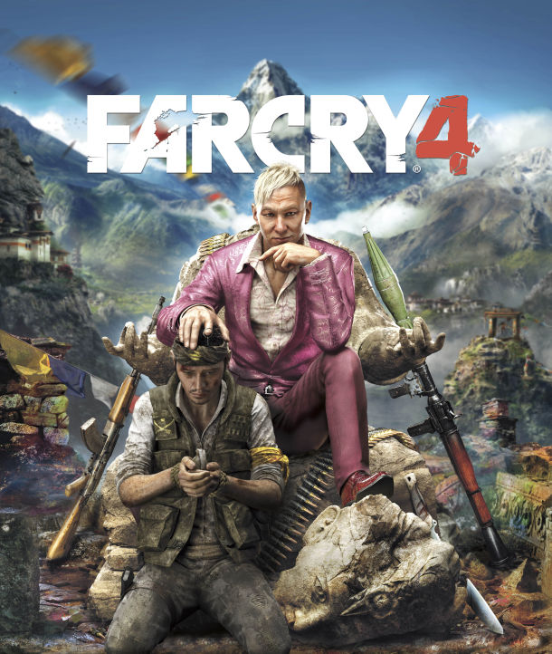 Far Cry 4 Announced for 2014 FC4_KEYART_PACK_FINAL-610x722