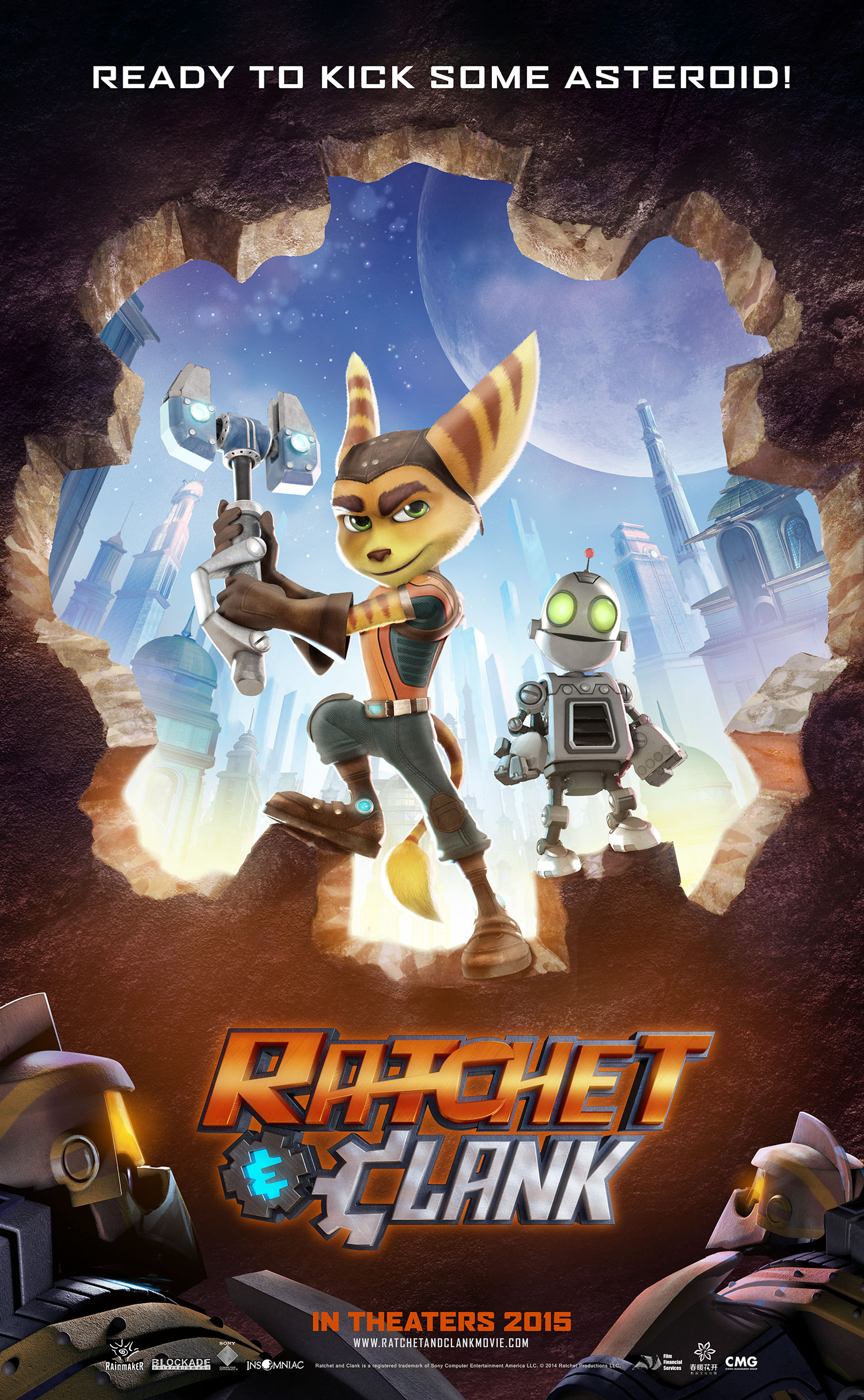 The Ratchet and Clank movie - Page 3 October20th48x78