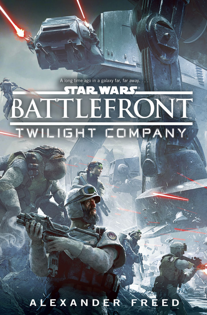 Star Wars Battlefront: Twilight Company Cover Art Revealed Twilight-720x1094