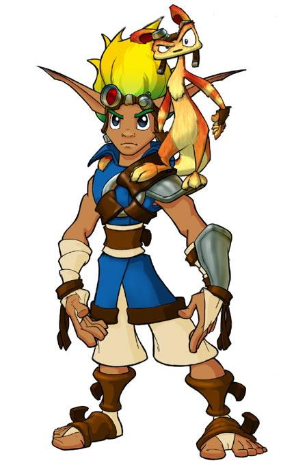 Top 5 Favorite Video Game Characters Jak