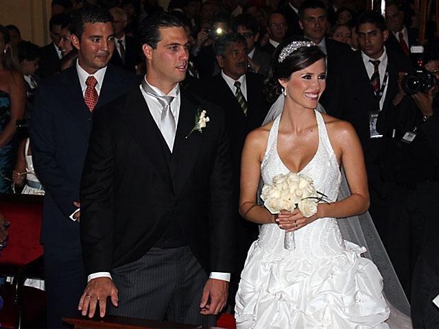 Maju en su boda 803627