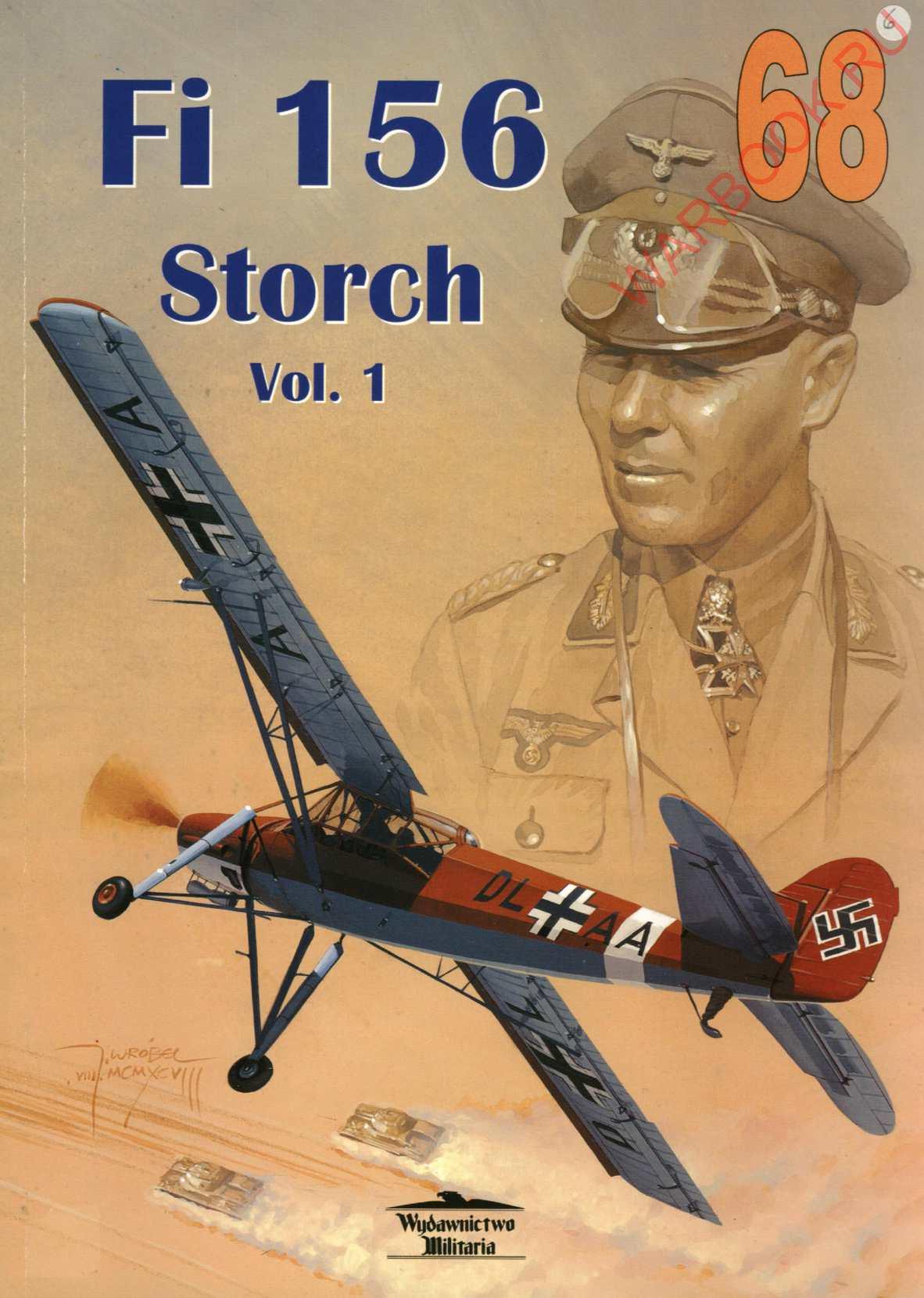 Fieseler Storch Fi 156 P1