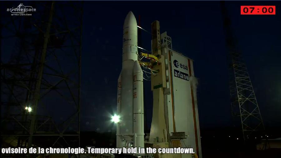 Lancement Ariane 5 ECA VA218 / Measat 3B + Optus 10  - 11 septembre 2014 - Page 5 2014-09-11_23-45-24