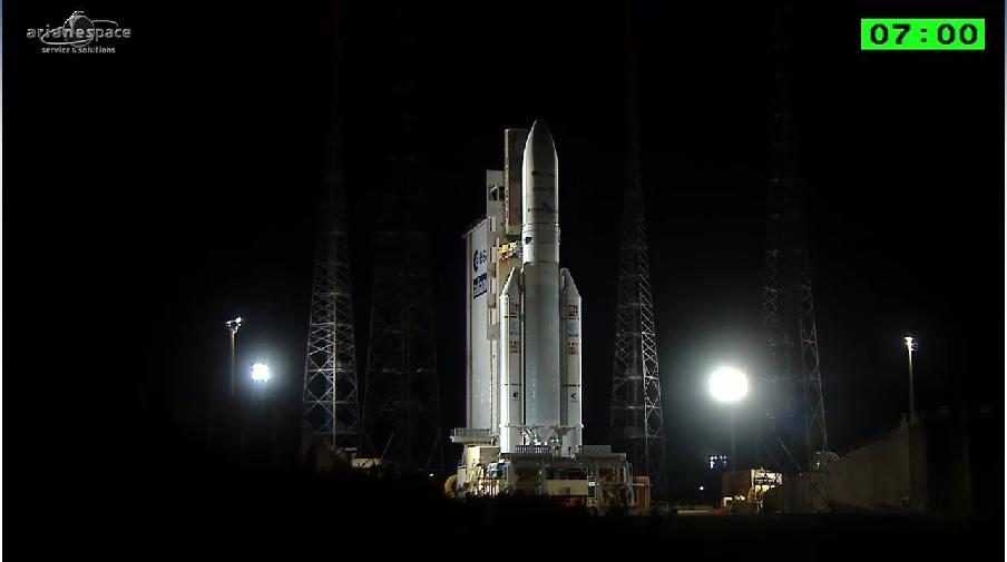Lancement Ariane 5 ECA VA218 / Measat 3B + Optus 10  - 11 septembre 2014 - Page 5 2014-09-11_23-57-17